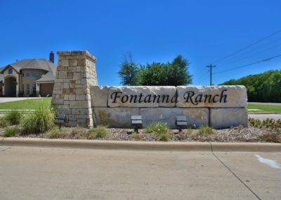 Fontanna Rockwall Texas 1