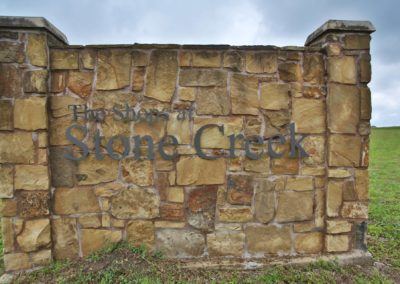 Stone Creek Rockwall