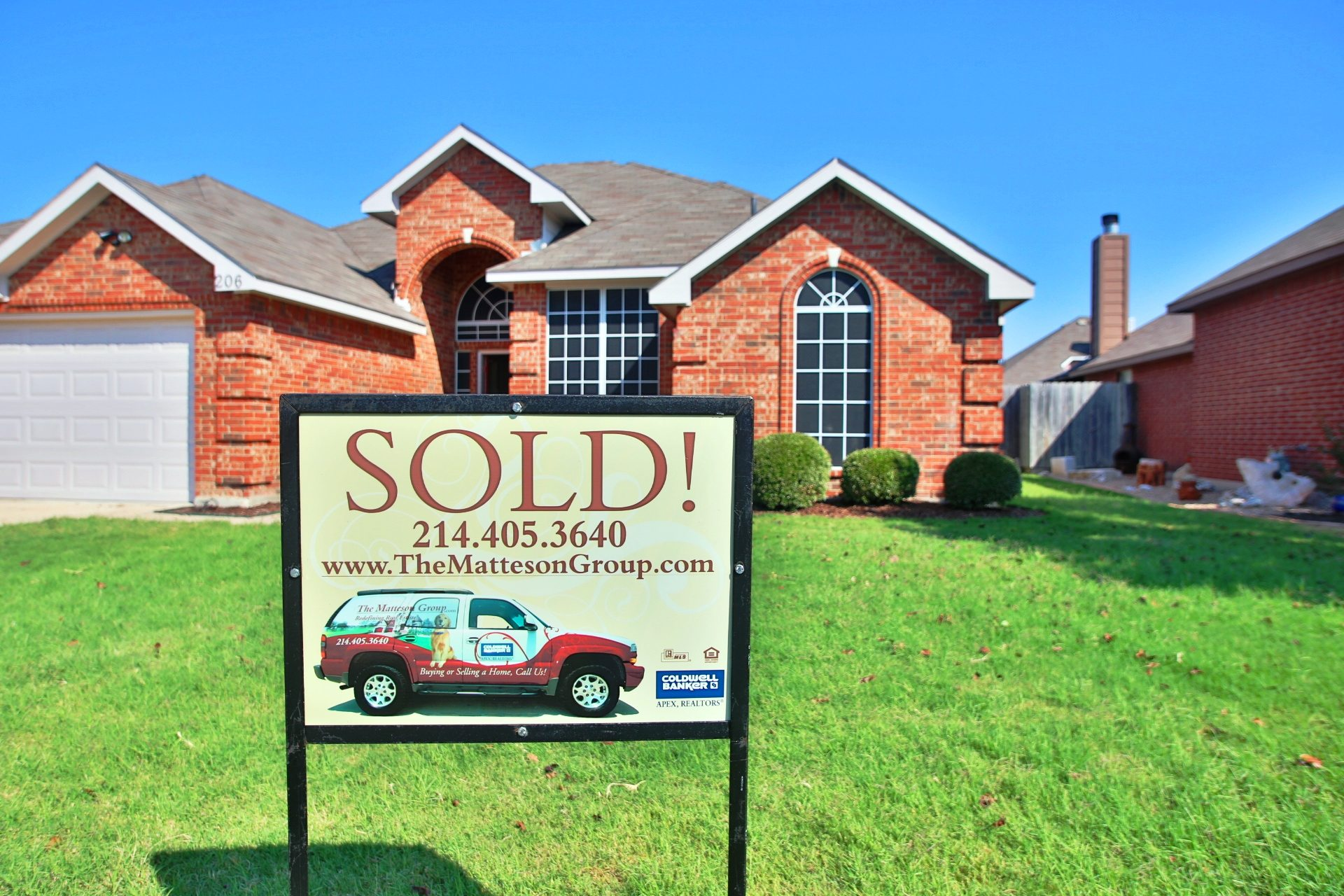 206 Sage Street - Shaw, Bryan and Stephanie - SOLD!